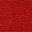 Mill Hill Crayon Seed Beads - Crayon Light Crimson