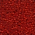 Mill Hill Crayon Seed Beads - Crayon Crimson