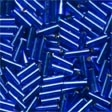 Mill Hill Small Bugle Beads - Royal Blue