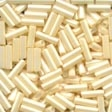 Mill Hill Small Bugle Beads - Cream