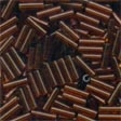 Mill Hill Small Bugle Beads - Root Beer
