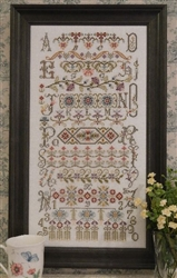 Rosewood Manor - S-1037  Bucklebury Sampler