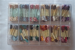 ~Full Silk Mori Threads Assortment