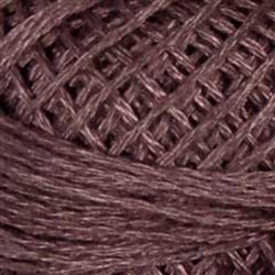 Valdani 3-Strand Floss Color #8103 - Withered Mulberry - Dark