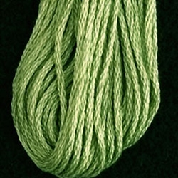 Valdani 6-Ply Floss Color #19 - Deep Lime