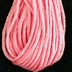 Valdani 6-Ply Floss Color #48 - Baby Pink Medium Dark