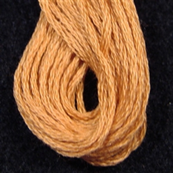 Valdani 6-Ply Floss Color #67 - Bright Rusty Orange