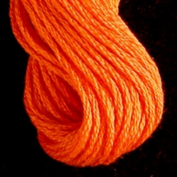 Valdani 6-Ply Floss Color #72 - Peach Orange