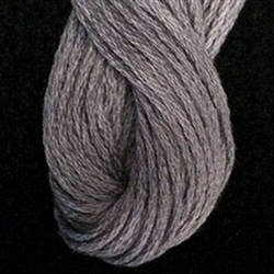 Valdani 6-Ply Floss Color #120 - Medium Gray