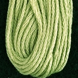Valdani 6-Ply Floss Color #1262 - Luminous Lime