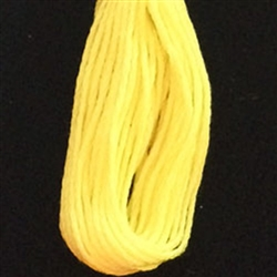 Valdani 6-Ply Floss Color #1308 - Easter Yellow