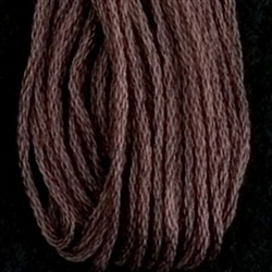 Valdani 6-Ply Floss Color #172 - Rich Medium Brown