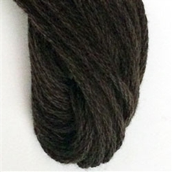 Valdani 6-Ply Floss Color #8122 - Brown Black Medium