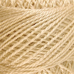 Valdani Perle Cotton Color #006 - Natural