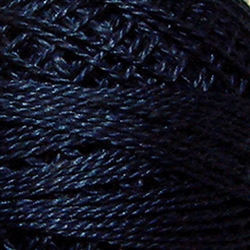 Valdani Perle Cotton Color #114 - Marine