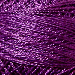 Valdani Perle Cotton Color #1226 - Mauve Lilac
