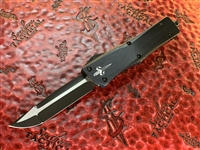 Marfione Custom Combat Troodon Single Edge Compound grind, Two Tone DLC Apocalyptic, DLC Ringed Hardware