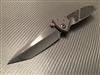 Marfione Custom Socom Elite Tanto Edge DLC Two Tone Apocalyptic Sting Ray In Lay