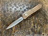 Microtech Ultratech Double Edge Apocalytic Standard Tan