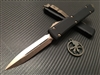 Microtech Ultratech Double Edge Bronzed Standard Black G10
