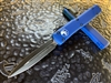 Microtech Ultratech Double Edge Blue Standard