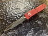 Microtech Ultratech Double Edge Standard Red