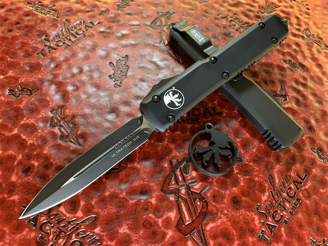 Microtech Ultratech Double Edge Tactical Standard