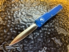 Microtech Ultratech Double Edge Satin Standard Blue