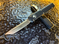 Microtech Ultratech Tanto Stonewashed Standard