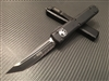 Microtech Ultratech Tanto Part Serrated Tactical