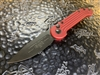 Microtech LUDT Single Edge Red Standard