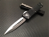 Microtech Troodon Double Edge Stonewashed Standard
