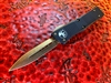 Microtech Troodon Double Edge Bronzed Standard