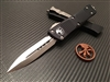 Microtech Troodon Double Edge Satin Standard