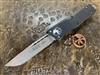 Microtech Combat Troodon Single Edge Stonewashed Standard