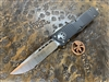 Microtech Combat Troodon Single Edge Satin Standard
