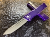 Microtech Combat Troodon Tanto Apocalyptic Standard Purple