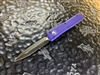 Microtech UTX-70 Double Edge Standard Purple