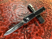 Microtech UTX-70 Single Edge Black Blade Standard