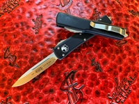 Microtech UTX-70 Single Edge Satin Standard