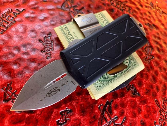 Microtech Exocet Double Edge Apocalyptic Standard