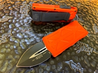 Microtech Exocet Double Edge Standard Orange