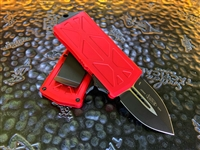 Microtech Exocet Double Edge Standard Red