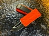 Microtech Exocet Tanto Edge Standard Orange