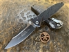 Microtech Socom Elite Manual Single Edge Black Standard