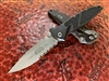Microtech Socom Elite Single Edge Apocalypitic Part Serrated
