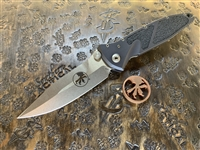 Microtech Socom Elite Manual Bronzed Spear Point Signature Series
