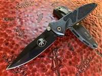 Microtech Socom Elite Single Edge DLC Signature Series