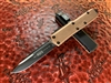 Microtech UTX-85 Single Edge Standard Copper Top