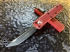 Microtech UTX85 Tanto Standard Red